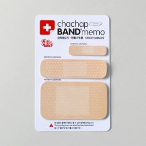 Bandaid sticky notes. Great stocking stuffer for a nurse in your family!