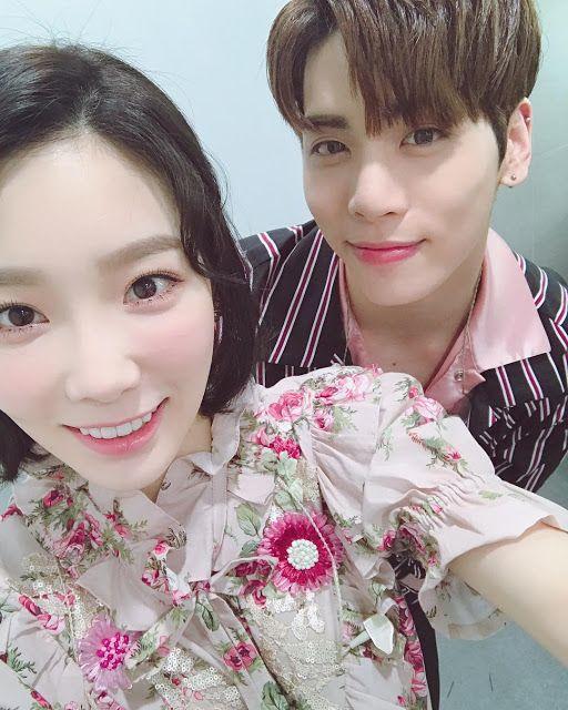 TaeYeon and SeoHyun express their love for SHINee's Jonghyun
