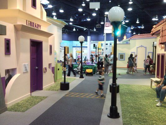 Pretend City Children's Museum