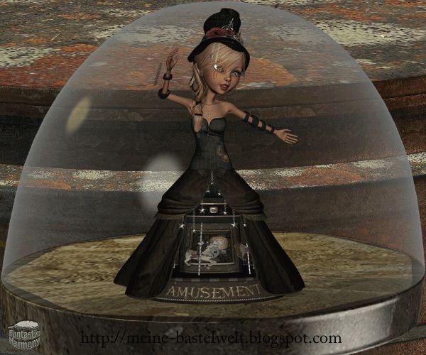 Meine Bastelwelt : Amusing Steam - gif animé (600×500)