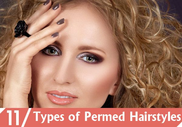 Hair Perm Styles: Best 25+ Types Of Perms Ideas On Pinterest