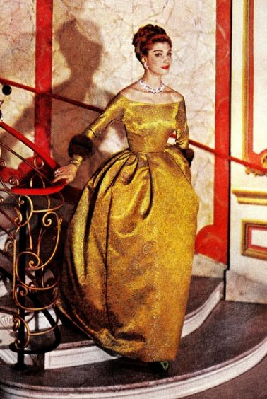 Christian Dior ♥ 1959  I think I am going to recreate this gown! =)