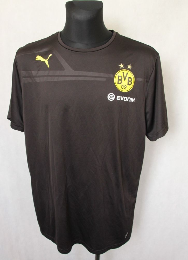 the latest d93df 9538e Borussia Dortmund BVB Football Sports Training Jersey Shirt ...