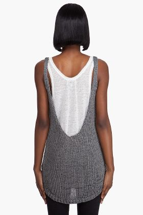 Diesel Davamp Tank Top for women | SSENSE