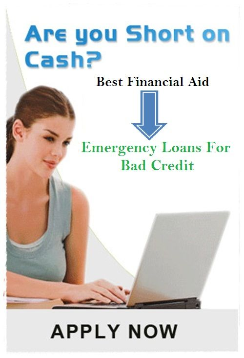 Emergency loans for bad credit are very finest financial aid for borrowers to deal with all unforeseen fiscal worries in small duration without facing any hassle. Read more..