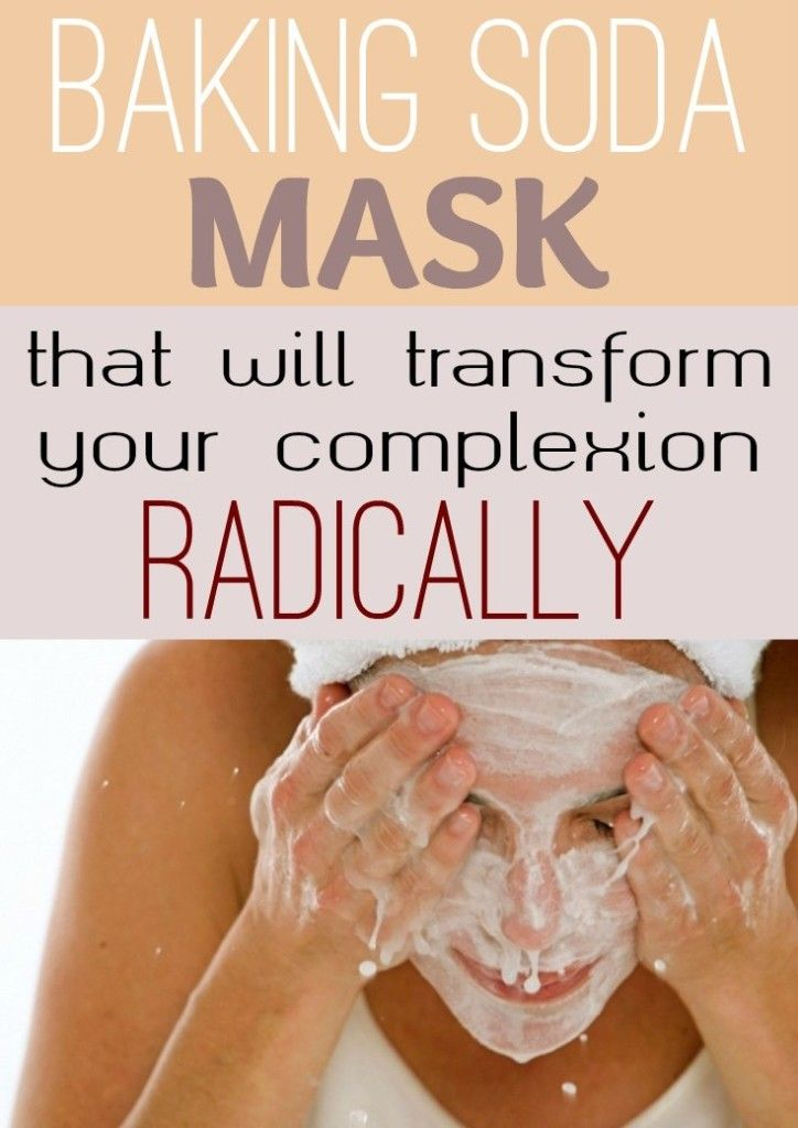 Baking soda mask that will transform your complexion radically - WomenDiva.com