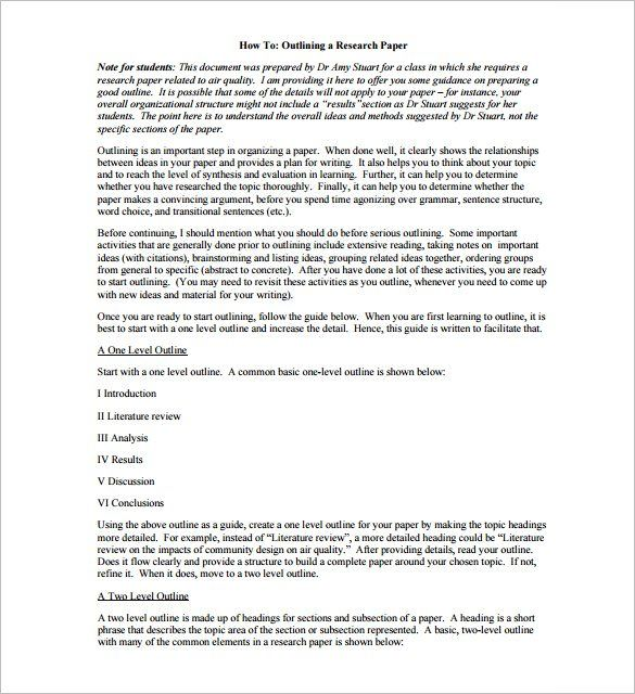 Best 25+ Research paper outline ideas on Pinterest Paper outline - research paper format