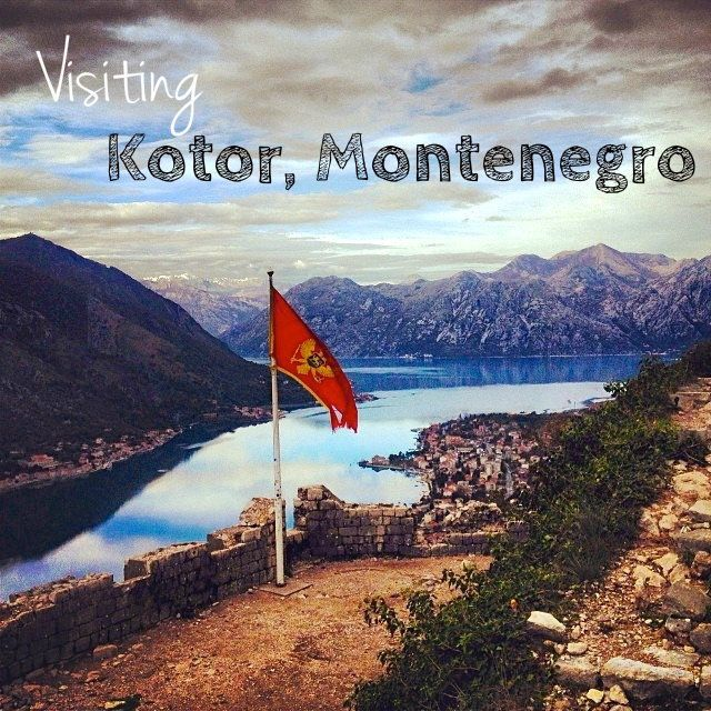 Visiting the fairytale land of Kotor, Montenego