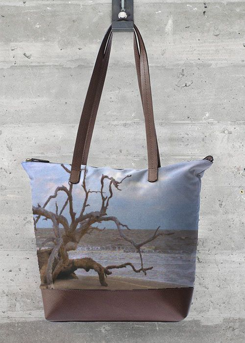 VIDA Statement Bag - ABUNDANT DAY LILIES by VIDA GTMWTflG