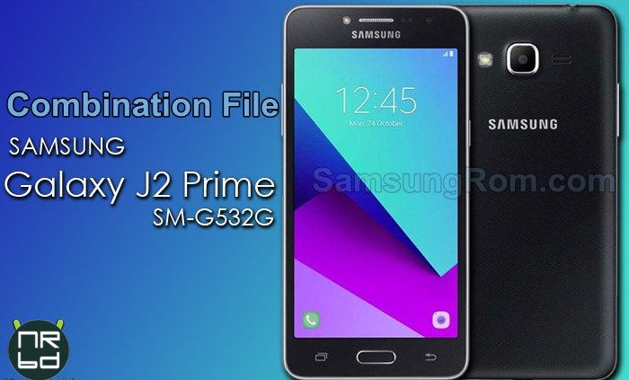 Samsung J2 Prime G532gdxu1aqa1 Combination File Galaxy