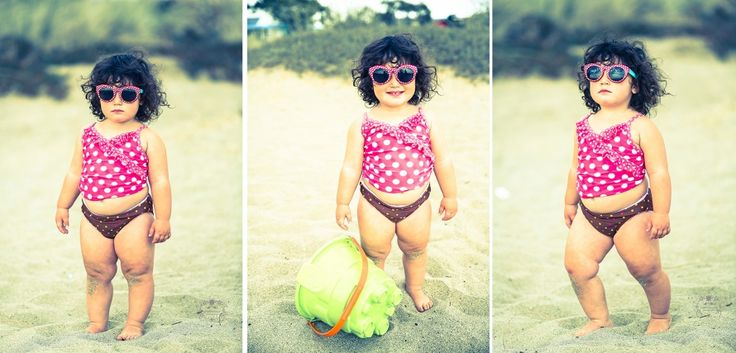 East Bay Beach Portraits by Nightingale Photography