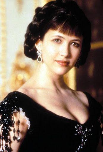 Sophie Marceau  as Anna Karenina 1997