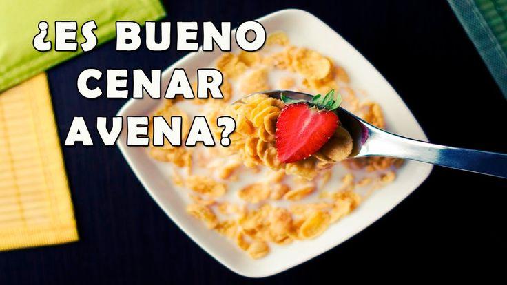 ¿Es Bueno Cenar Avena? - ¿Es Bueno Comer Avena en la Noche?
