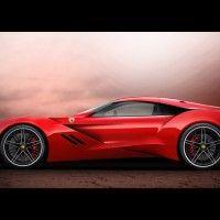 O Ferrari F12berlinetta é o herdeiro dos legendários Ferrari com motor V12, incluindo o 599 GTB Fiorano, 575 Maranello, 550 Maranello, ou mesmo o Testaross
