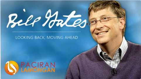 BIOGRAFI BILL GATES - PERJALANAN PEMILIK MICROSOFT :: Biografi Bill Gates : Pemilik Microsoft | PaciranLamongan.com