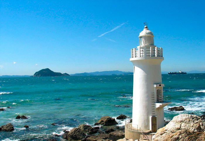 伊良湖(いらご)岬灯台