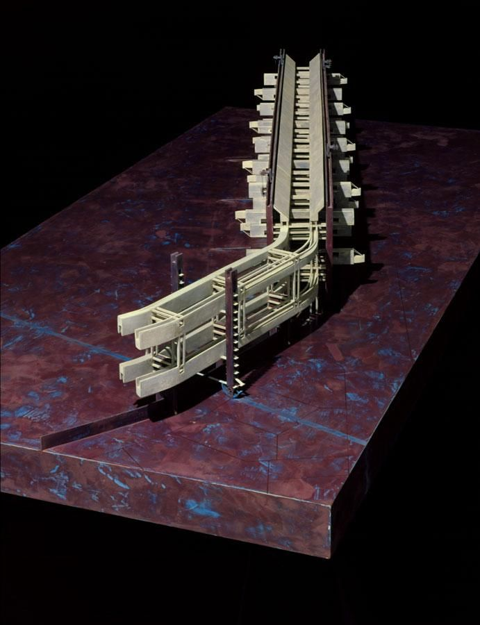 Morphosis Model Bjorn Buckley: 3063 Best Architecture Design Process Images On Pinterest