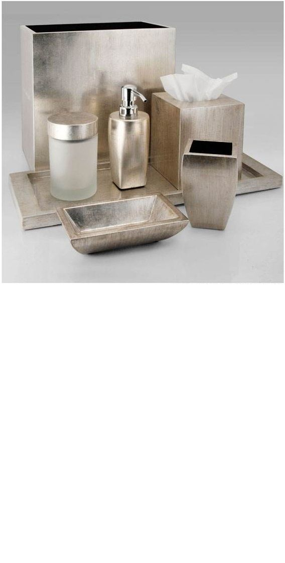 Luxury antiqued silver laquer bathroom vanity sets so glamorous unique inspiring designs beautiful