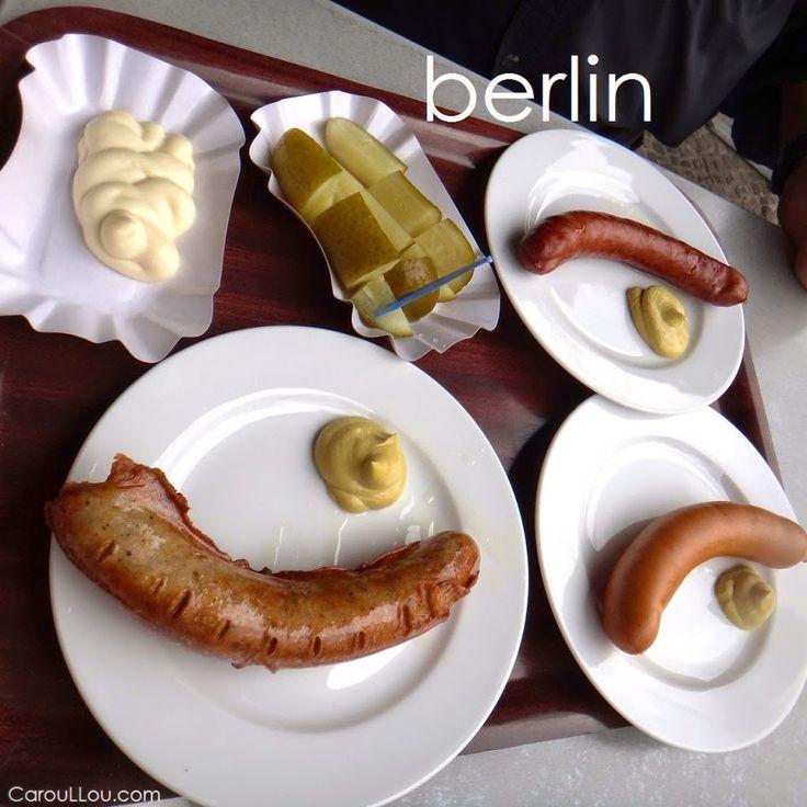BERLIN - Germany @ http://CarouLLou.com #ttot #wanderlust #foodie