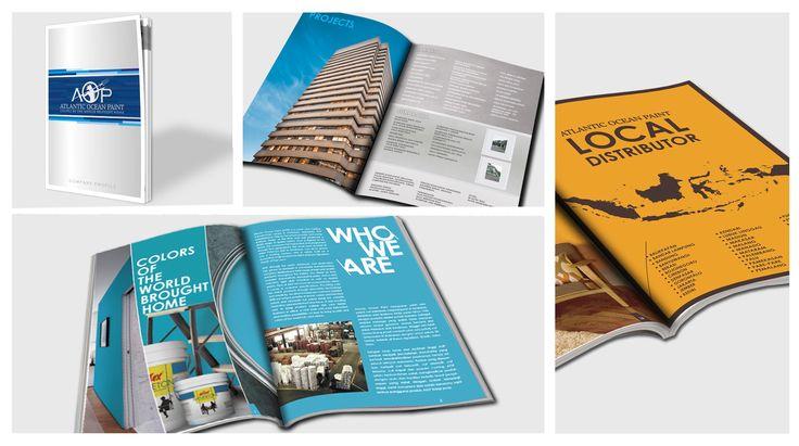 Company Profile design by SIGNIFICAN significan-design.com