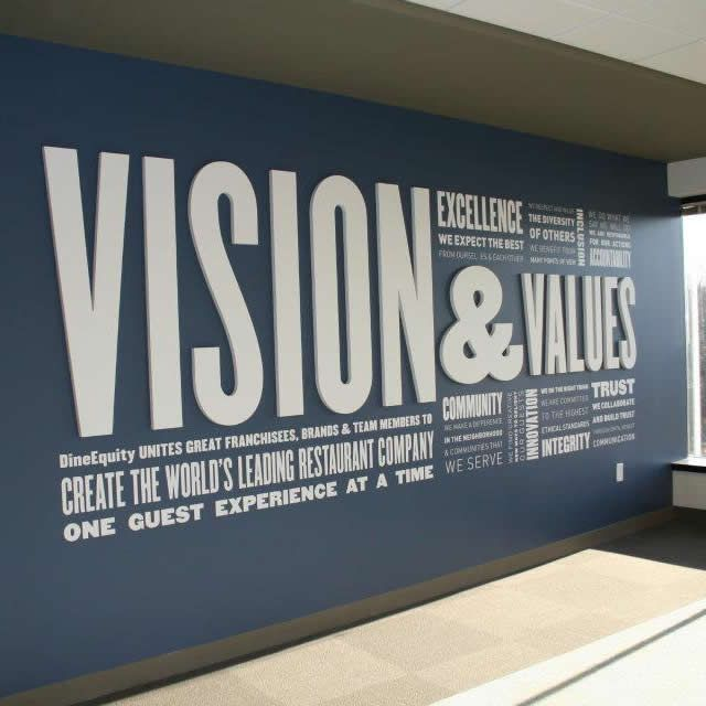 designs ideas wall design office.  design vision u0026 values wall on designs ideas wall design office o