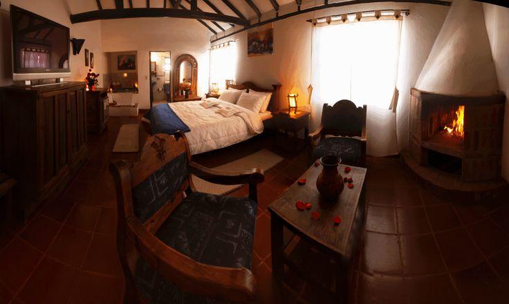 Hotel Abahunza Villa de Leyva - Hotel estilo colonial. Av. Perimetral Calle 8 10-97 @hotel_abahunza (8) 7320291- (8)7320018 - 320 4257981/313 3926284