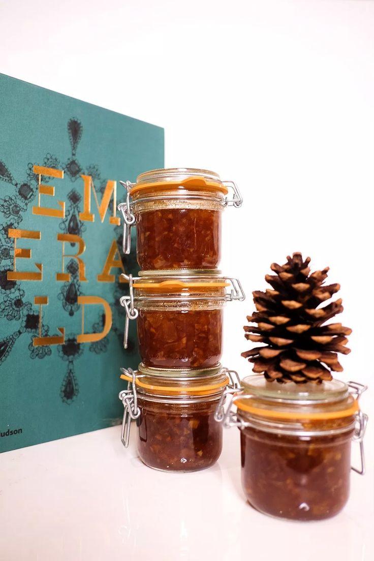 Holiday Jam Recipe: Apple Pie in a Jar