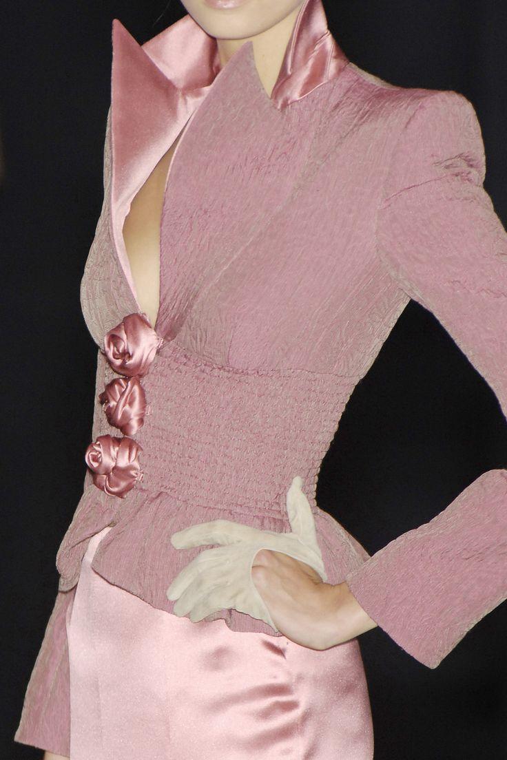 Armani Privé at Couture