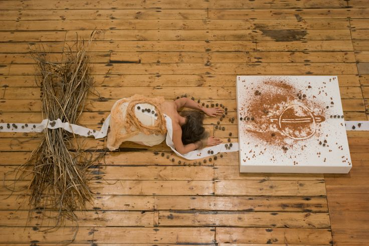 Hilla Steinert 'The risk of entering the unknown' (25 February 2015) Performance