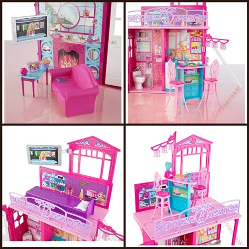 158 Best Images About Joy Of Collecting Barbie S Homes