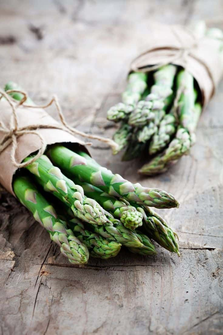 Can You Freeze Asparagus For More Than A Year Asparagus