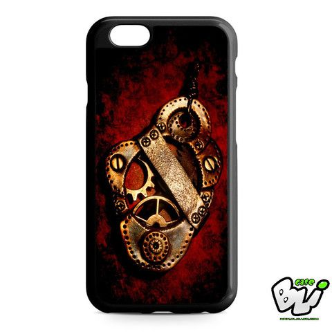 Rubbles Gears Steampunk iPhone 6 Case | iPhone 6S Case