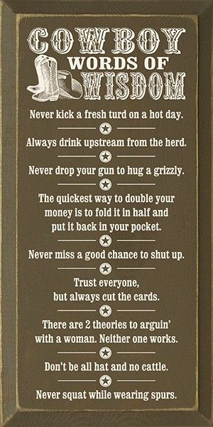 Words of Wisdom - For Dad and/or Gpa?? How cute would this be framed somewhere at home!