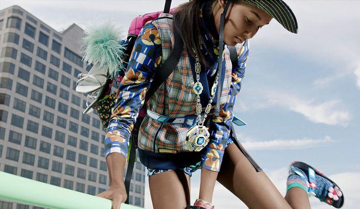 Prada 2017 Spring/Summer ad campaign