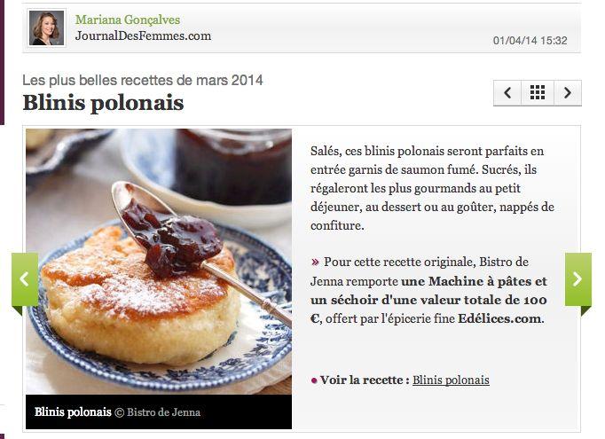 Journal Des Femmes Cuisines