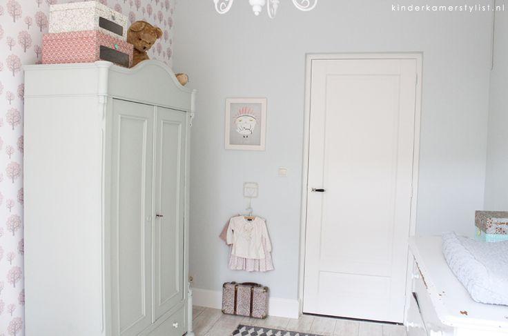 Romantisch | Kinderkamer en Babykamer Inspiratie