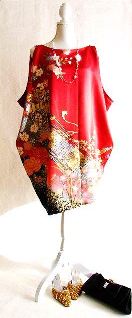 """うらら姉妹コレクション - うらら姉妹の """"きものドレス&着物リメイク服"""" ショップ"""