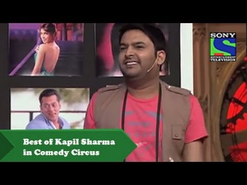 Best of Kapil Sharma in Comedy Circus...mithai wala,,majnoon,,,,police walal,,,eexxxxxxxxcomed