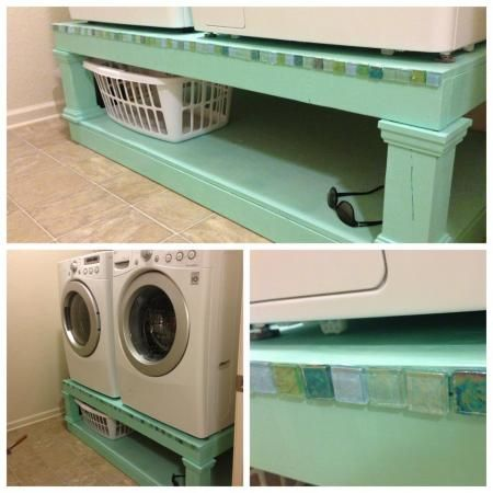 62 best laundry room tutorials images on pinterest bathrooms home wd pedestal do it yourself home projects from ana white solutioingenieria Images