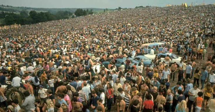 the cultural effects of the woodstock popular festival It didn't begin as a grand vision to stage a generation-defining cultural  the woodstock music festival opens on a patch  had been made to that effect .