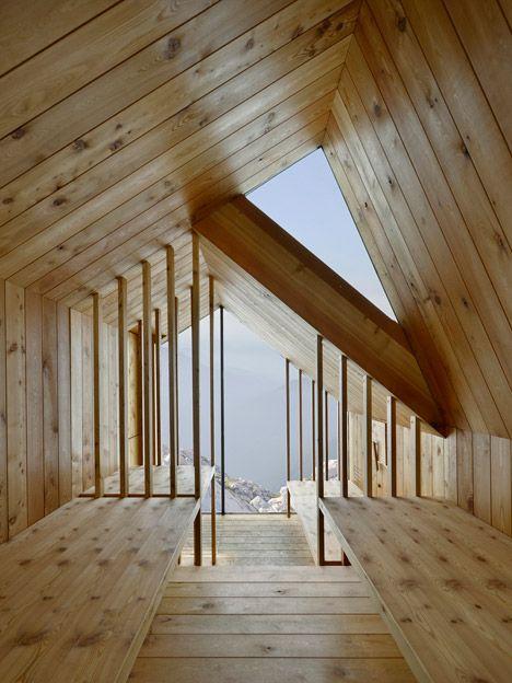 Holz architektur innenraum  108 besten Alpinstile Bilder auf Pinterest | Vintage ski ...