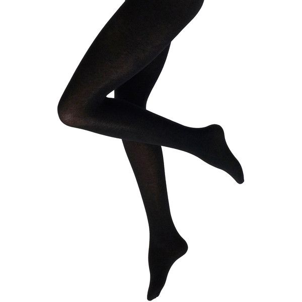 Cette Sochi 120 denier tights ($51) ❤ liked on Polyvore featuring intimates, hosiery, tights, opaque stockings, opaque pantyhose and opaque tights