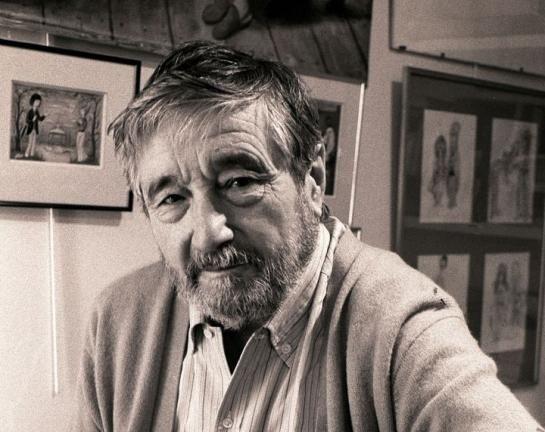 Raymond Peynet a laissé à la postérité de nombreux dessins illustrant l'amour avec humour. L'oeuvre de Raymond Peynet, créateur des « Amoureux ». Le dessinateur parisien est décédé à Mougins en 1999 à l'âge de 90 ans.