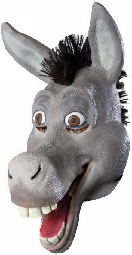 25 unique shrek donkey ideas on pinterest shrek funny for Donkey face mask template