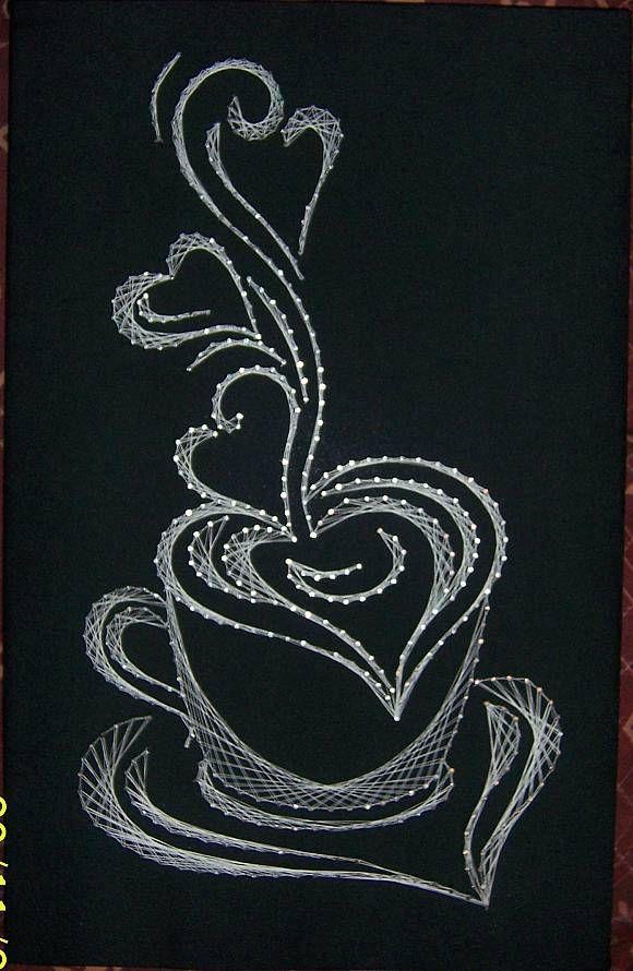 кофе, автор Анастасия. Артклуб Gallerix