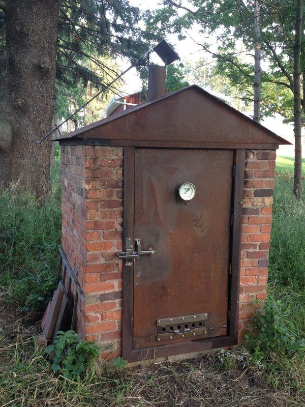 Old Brick Smoke house