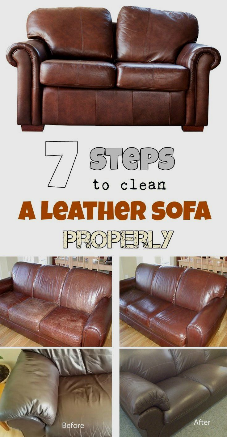 5 Pro Tips On How To Clean Your Home Super Fast Cleaning Leather Sofas Cleaning Leather Couch Leather Sofa