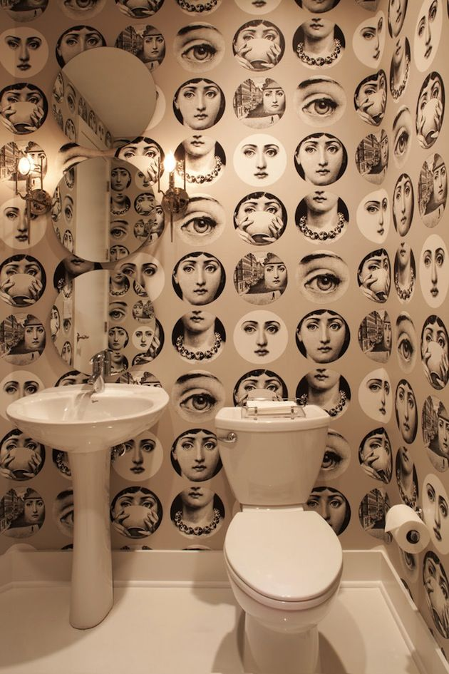 funky bathroom wallpaper ideas 25 best ideas about funky bathroom on funky 17807