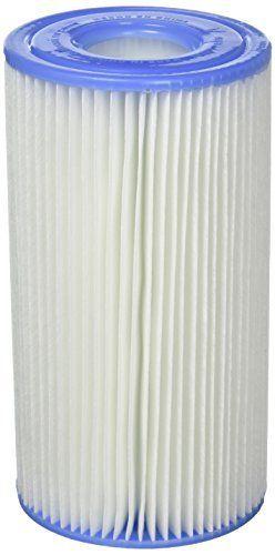 Intex-59900-accessoires piscines-cartouche de filtration 'a': 1 cartouche de filtration INTEX réf. 59900 de type A, pour épurateur de…