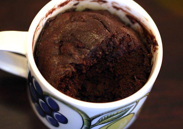 Kakku kahvikupissa :P